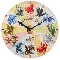 Horloge Anne Stokes Hatching Time
