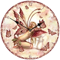 Horloge Fée Small Things Selina Fenech
