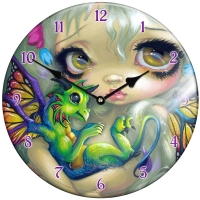 Horloge Jasmine Becket-Griffith Darling Dragonling