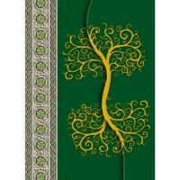 grand carnet celtic tree