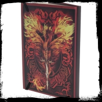 Journal intime Dragon Flame Blade Ruth Thompson
