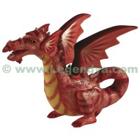 figurine dragon element du feu
