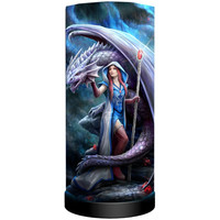 Lampe de chevet Anne Stokes Dragon Mage