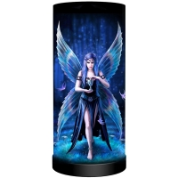 Lampe de chevet Fée Anne Stokes Enchantment