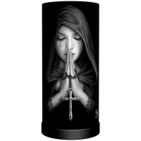 Lampe de chevet Elfe Anne Stokes Gothic Prayer