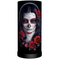 Lampe de chevet Sugar Skull James Ryman