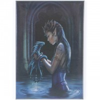 Water Dragon magnet anne stokes