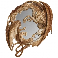 Miroir Dragon Alchemy Gothic Dragon Morgan Theomachia