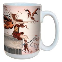 Mug Amy Brown A Touch of Enchantment LM43597