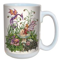 Mug Amy Brown Birth of Magic LM43541