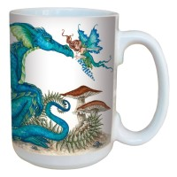 Mug Amy Brown Close Encounter LM43583