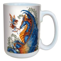 Mug Amy Brown Curiosity LM43544
