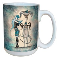 Mug Amy Brown Ever Dappaer Mr Spindlebottom LM43568