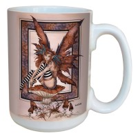 Mug Amy Brown Naughty Faery LM43553