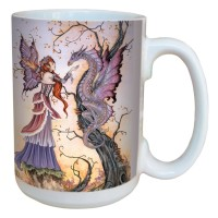 Mug Amy Brown The Dragon Charmer LM43557