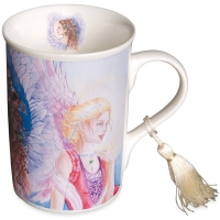 Mug Ange Angel Star Three Angels