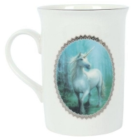 Mug Anne Stokes Forest Unicorn