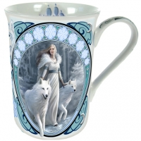 Mug Anne Stokes Winter Guardians