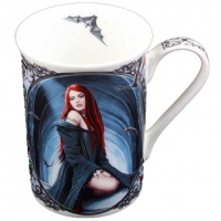 mug anne stokes Await the Night