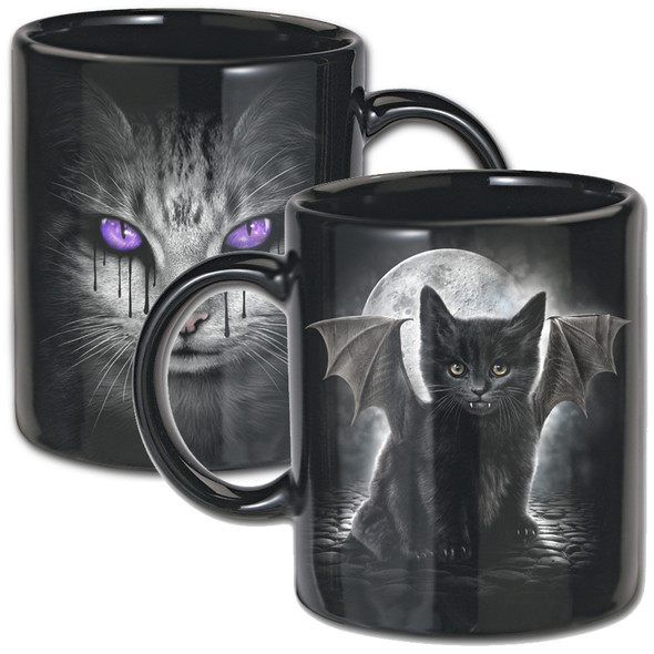 "Mug ""Cat's Tears"" / Accessoires Chats"