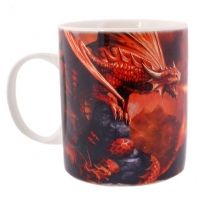 Mug Anne Stokes Fire Dragon
