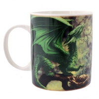 Mug Anne Stokes Forest Dragon
