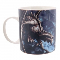 Mug Anne Stokes Rock Dragon