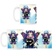 Mug Fée Jasmine Becket-Griffith My Three Kitties