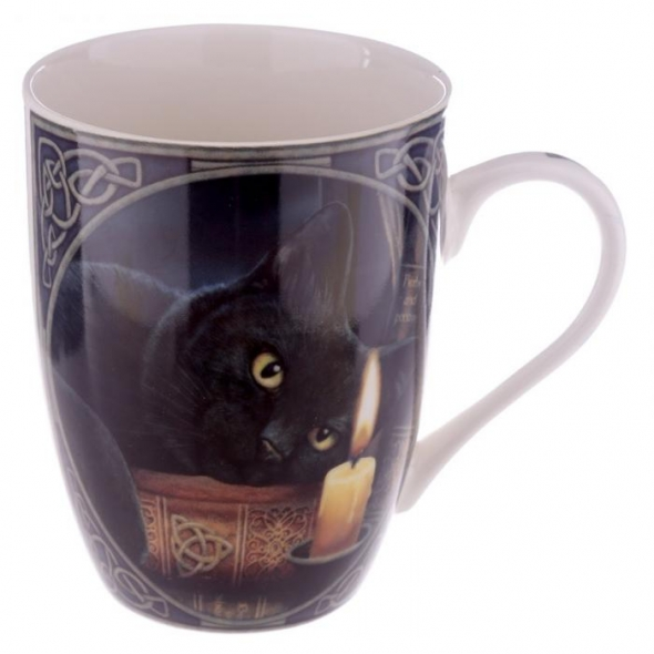 "Mug Chat ""Witching Hour"" / Lisa Parker"