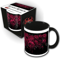 Mug Blood Rose Spiral Direct
