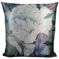 coussin fée tears of luna de linda ravenscroft
