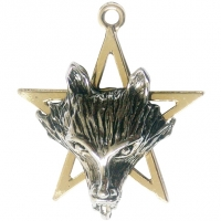 Pendentif Gothique Children of the Night Nuit du Loup