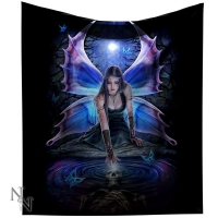 Plaid Anne Stokes Immortal Flight