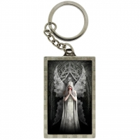 Porte-Clefs 3D Anne Stokes Only Love Remains