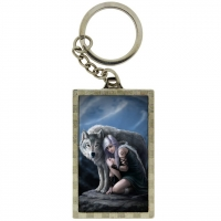 Porte-Clefs 3D Anne Stokes Protector