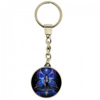 Porte-Clefs fée immortal flight anne stokes