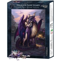 Puzzle James Ryman Dragon Sanctuary