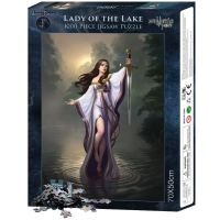 Puzzle James Ryman Lady of the Lake