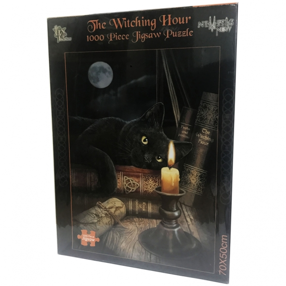 "Puzzle ""Witching Hour"" / Lisa Parker"