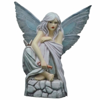 Figurine de Fée Selina Fenech Fairysite Keeper of Secrets