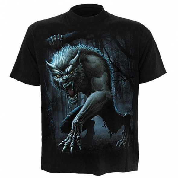 "T-Shirt ""Lycan Nights"" - XXL / Vêtements - Taille XXL"