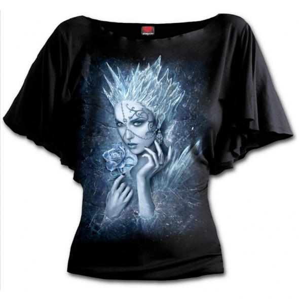 "Top ""Ice Queen"" - S / Vêtements - Taille S"