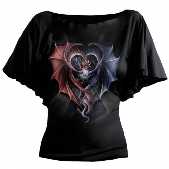 "Top ""Dragon Heart"" - M / Spiral Direct"
