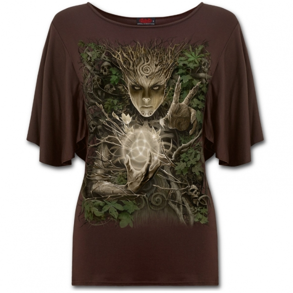 "Top ""Oak Princess"" - XXL / T-Shirts Hommes Arbres"
