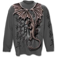 Spiral Direct t-shirt oriental dragon WR137719