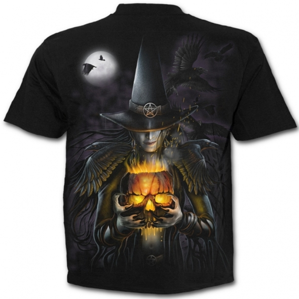 "T-Shirt ""Witching Hour"" - M / Vêtements - Taille M"