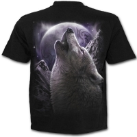 Tshirt Spiral Direct Wolf Soul T133M101