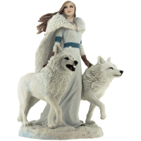 Figurine Anne Stokes Winter Guardians B1535E5