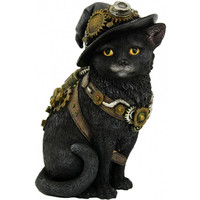figurine de chat Clockwork Kitty D3893K8