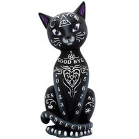 statuette de chat Mystic Kitty B4026K8